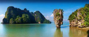 James Bond Phuket Tailandia playas