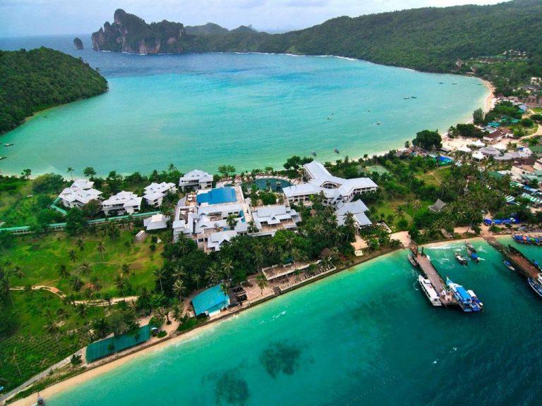 phiphi islas playas Tailandia guia en tailandia