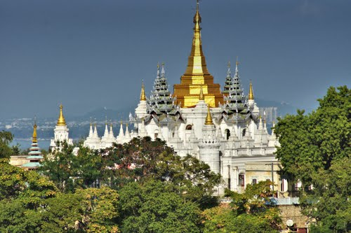 Mandalay templos pagodas guia en tailandia