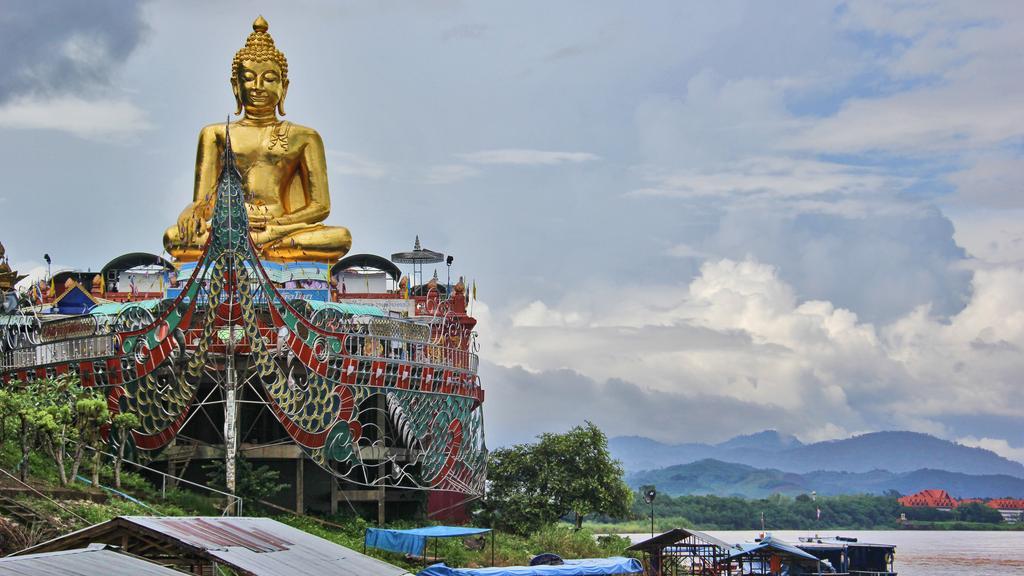 Triangulo de oro templos Tailandia