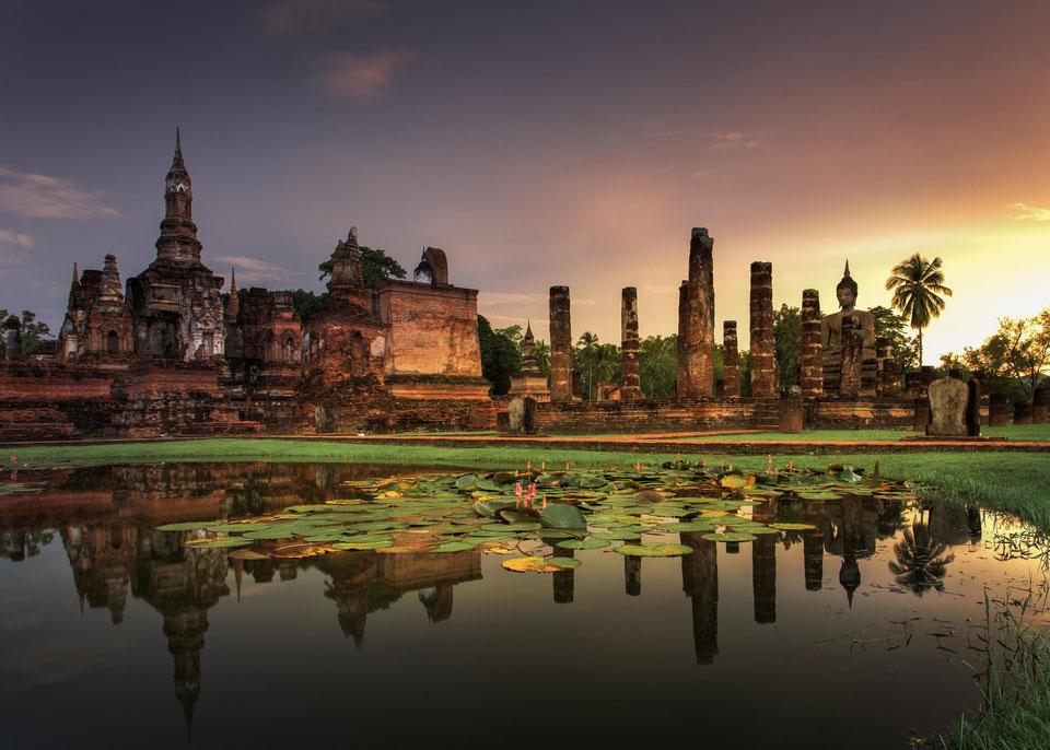 Sukothai guia en tailandia tours español