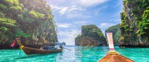phiphi islas playas Tailandia