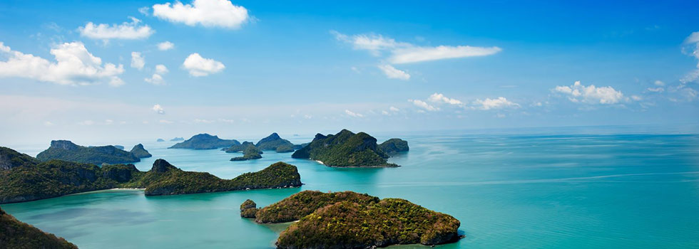 ko samui Angthong Tailandia