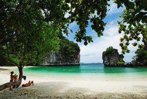 Hong island guia en tailandia privado español krabi