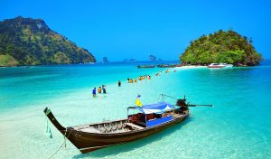 tup 4 islas four islands guia en tailandia