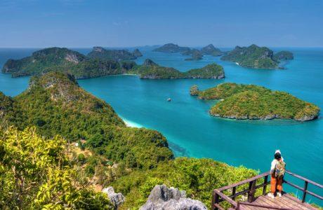 ko samui playas Angthong