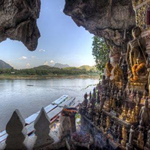 Pak ou Laos Luang Prabang guia en tailandia
