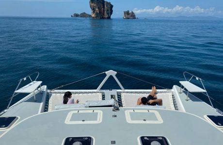 guia en tailandia catamarán krabi Ao nang tours español semi privados