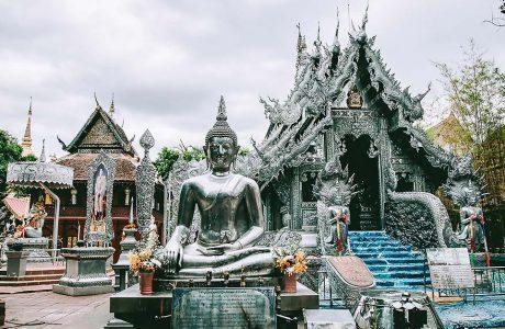 Templo de plata Chiang mai guia en tailandia