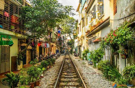 tour Hanoi guia en tailandia vintage