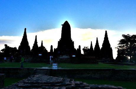 Ayutthaya templos chaiwatanaram