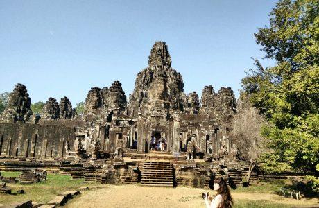 Bayon Siem Reap guia en tailandia Camboya