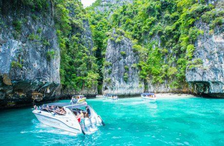 islas phiphi Phuket Tailandia
