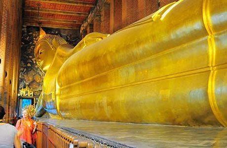 Wat po Bangkok templos