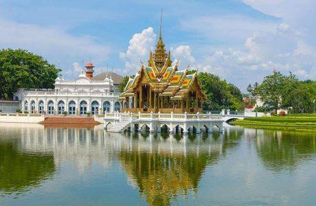 Bang pain Ayutthaya crucero
