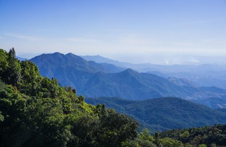 doi inthanon parques nacionales Chiang mai guia en Tailandia templos Chiang rai