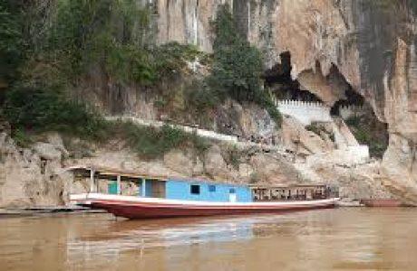 Pak ou Laos Luang Prabang español
