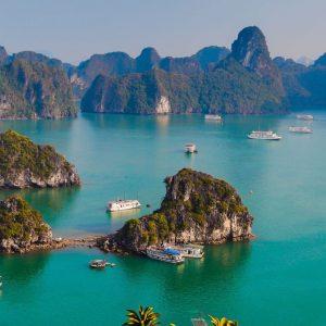 Halong bay guia en tailandia Vietnam