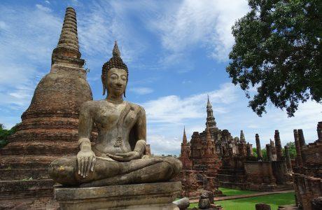 Ayutthayah Tailandia guia en tailandia español