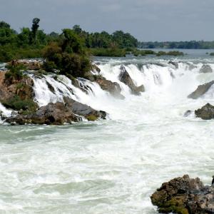 Khone guia en tailandia Laos