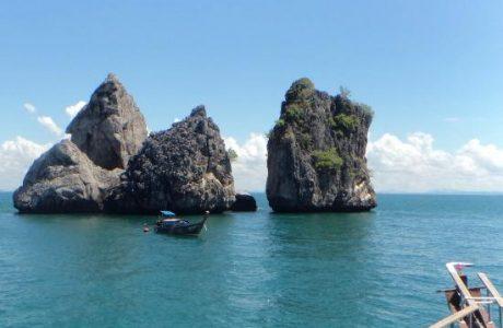 4 islas four islands guia en tailandia
