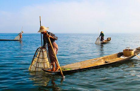 Lago Inle guia en tailandia Burma